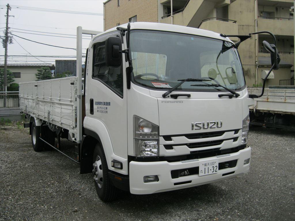 ヒサヨシ企業の運搬車両6