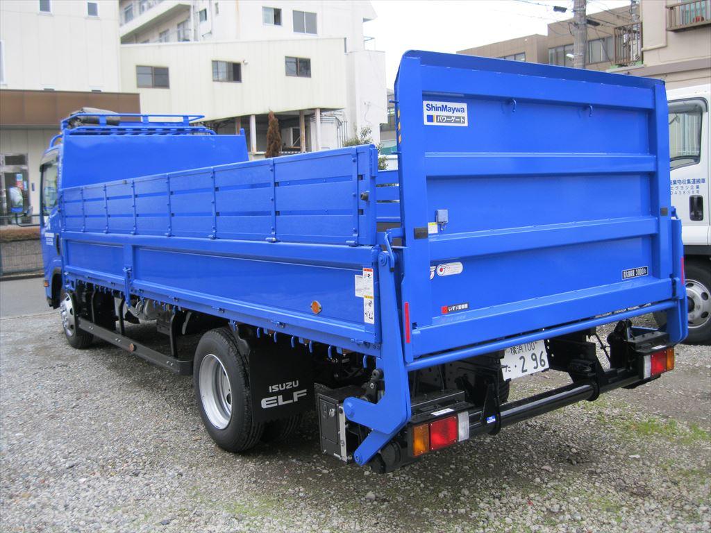 ヒサヨシ企業の運搬車両2